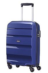American Tourister Bon Air Spinner S Handgepäck, 55 cm, 31.5 L, Blau (Midnight Navy)