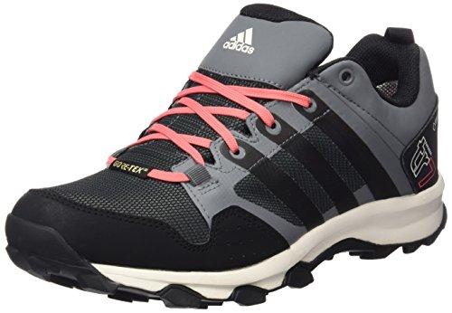 adidas Damen Kanadia 7 Trail Gtx Traillaufschuhe, Grau (Vista Grey/Core Black/Super Blush), 40 EU