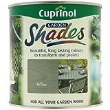 Cuprinol 1L jardín Shades