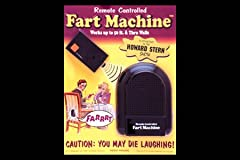 Idea Regalo - Radio Controlled Fart Machine No 2