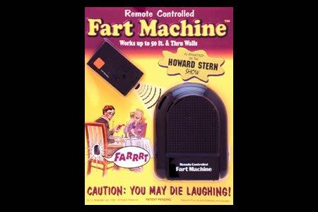 Radio Controlled Fart Machine