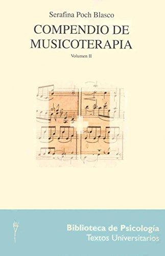 Compendio de musicoterapia, vol. 2. Volumen 2