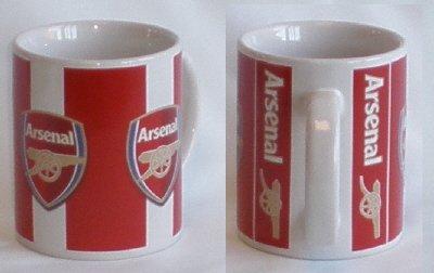Arsenal FC Mug