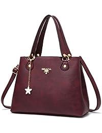 Capacità di grandi donne borsette in cuoio Crossbody Borse per donna Tote  Bag Sac un signore principale borsa a… 914fc2a8a31c