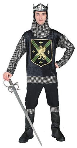 Warrior King Erwachsene Kostüm Kostüm-Schwert nicht (Warrior King Kostüm)