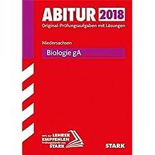 Abiturprüfung Niedersachsen - Biologie gA