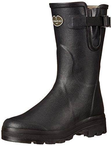 Le Chameau Vierzon Low, Boots homme Noir