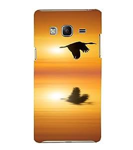 EPICCASE Beautiful Nature Mobile Back Case Cover For Samsung Tizen Z3 (Designer Case)
