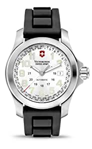 Victorinox Swiss Army - V.25792 - Ground Forces - Montre Homme - Automatique - Bracelet en Caoutchouc Noir
