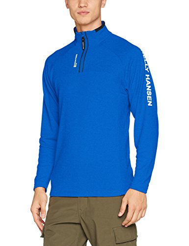 Outdoor-half Zip Pullover (Helly Hansen Herren HP 1/2Zip Pullover, Blau (olympian blue/563), Gr. XL)