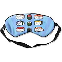 Sushi Lover 99% Eyeshade Blinders Sleeping Eye Patch Eye Mask Blindfold For Travel Insomnia Meditation preisvergleich bei billige-tabletten.eu
