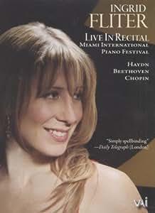 Ingrid Fliter: Live in Recital [2006] [DVD] [NTSC]
