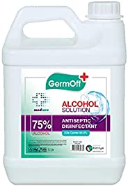 Alcohol Solution Antiseptic Disinfectant 5L