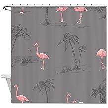 Amazon.fr : rideau de douche rose