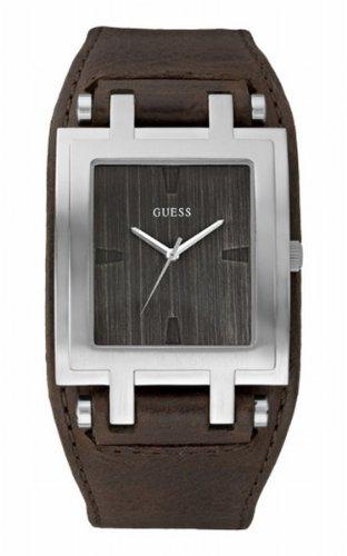 Guess Tactic Blazer W75039G2 – Reloj de caballero de cuarzo, correa de piel color marrón