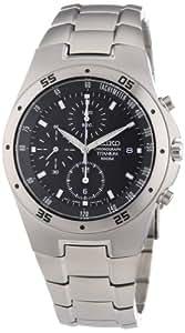 Seiko Quarz Herren-Armbanduhr Chronograph  SND419P1