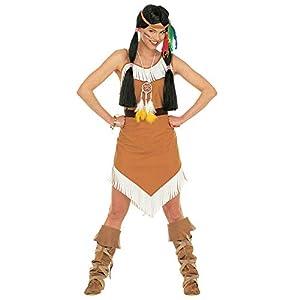 WIDMANN Disfraz de adultos indios