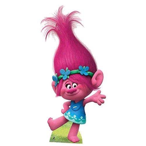 Star Aussparungen Prinzessin Poppy Trolle, mehrfarbig