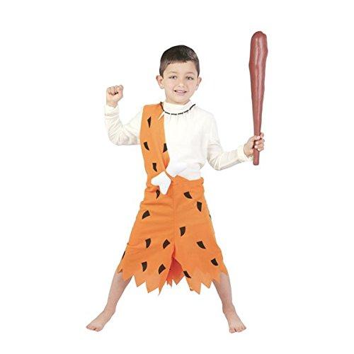 Costume Cavernicolo, Taglia 10/12 anni