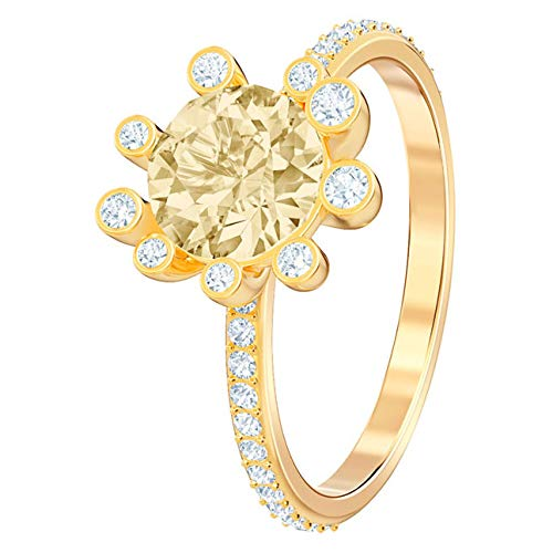 e Edelstahl Kristall '- Ringgröße 52 5482714 ()