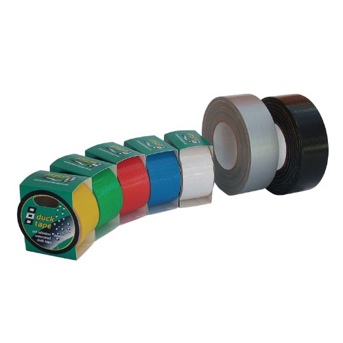 PSP Marine Self Adhesive Waterproof Duck Tape (50mm x 5mtr) - Colours Available Test