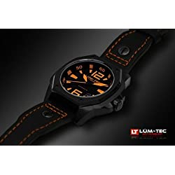 Lum-Tec V Series V2 Luminous MDV Technology Automatic men's watch