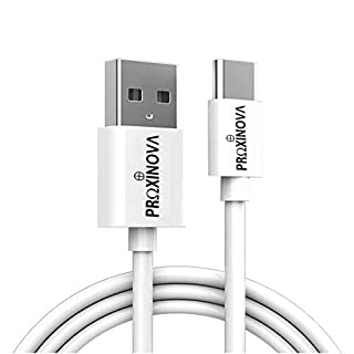 Proxima1 USB Kabel 1m USB der U89C–usb-c Schnelles Laden Sync Kabel Für Google Pixel, LG G6V20G5, Nintendo Schalter 2017, Samsung Galaxy S8Plus, neue MacBook mehr