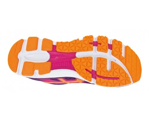 ASICS Gel-Volt33 2 Scarpa da Running Donna Porpora/Arancione