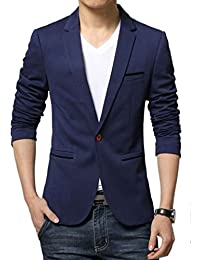 Amazon.in  50% Off or more - Suits   Blazers   Men  Clothing ... d1174519ccf4
