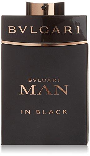 BVLGARI Man in Black - Sprayparfüm, 1er Pack (1 x 150ml)