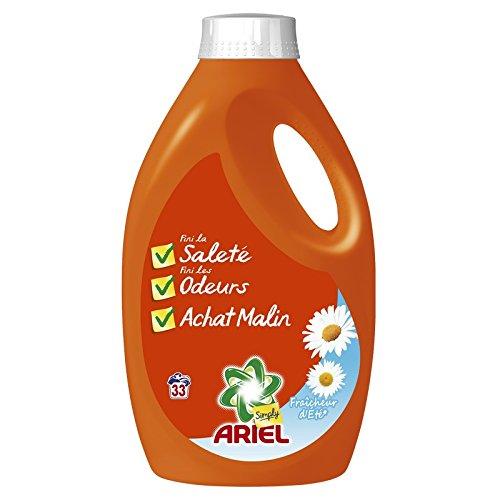 ariel-simply-lessive-liquide-fraicheur-dete-33-lavages-2145-l-lot-de-2