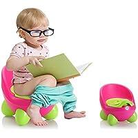 Youkara 1 Pc Inodoros Infantiles Con Huevos Lindos Bebés Y Bebés Pequeños Inodoros Pequeños Orinales Antideslizantes Para Niños