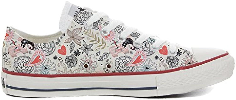mys Converse All Star Personalisierte Schuhe (Handwerk Produkt) Delicate