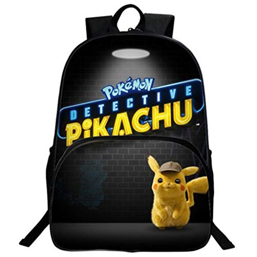 Sac à Dos Pokemon Enfant Garçon, Ado Fille Cartable...