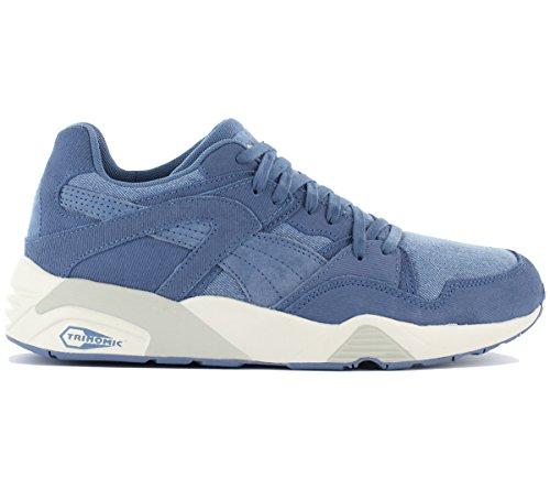 PUMA Chaussures BLAZE DENIM - Bleu Blau (Blau-Weiß)