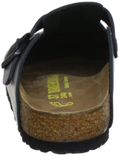 Birkenstock Boston, Chaussures mixte adulte Noir - V.2