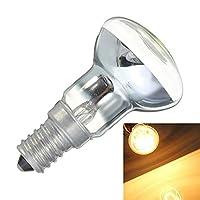 Dinapy Lava Lamp Incandescent Filament Lamp Edison Bulb E14 Light R39 Reflector Spot Light Bulb