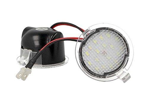 Kit Leuchten LED-Höflichkeit Unter Außenspiegel