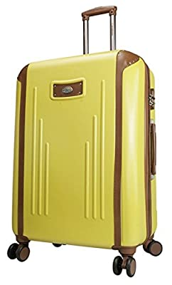 Dakar in 3Sizes and 6Different Colours Carbon/Polycarbonate ABS Hard Shell Suitcase Trolley Case by Bowatex by Bowatex