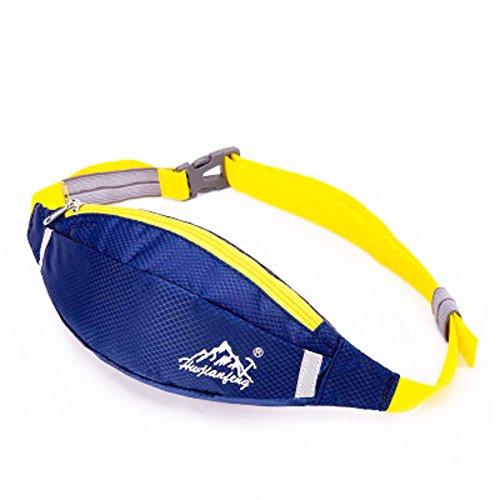 Pocket Damen Mini-Bewegung/ outdoor-Freizeit-Taschen/Ausgeführten Handy-Pakete/Ultralight Ausrüstung Taschen für einen Marathon C