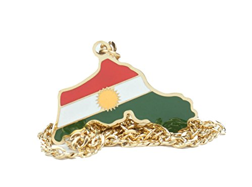 kurdistan-necklace-premium-gold-necklace-with-pendant-gold-plated-stainless-coop-with-kurdistan-flag