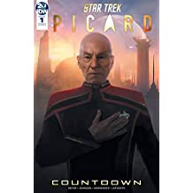 Star Trek: Picard—Countdown #1 (of 3) (English Edition)
