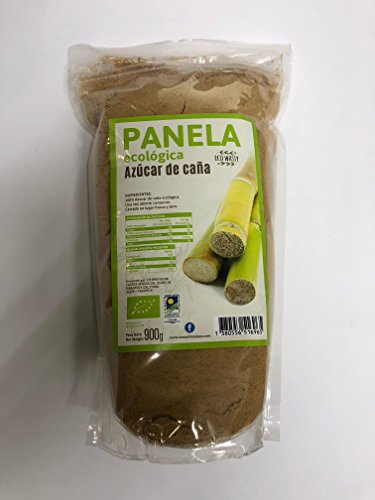 Azúcar de caña ecológica Panela 900g.