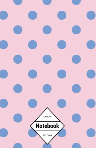gmco-notebook-journal-dot-grid-lined-graph-120-pages-55x85-princess-pastel-pink-blue