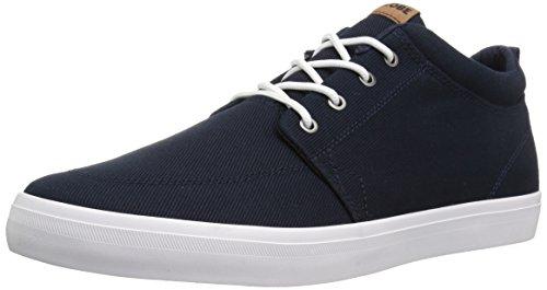 Globe GS Chukka Herren Textile Skateschuh Navy/White