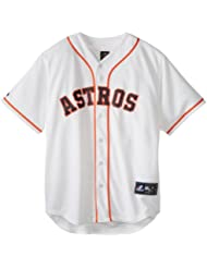 MLB Houston Astros Replica Baseball Jersey (Majestic Athletic)