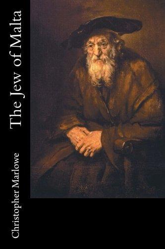 The Jew of Malta por Christopher Marlowe