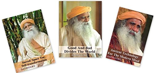 Isha Foundation Combo Pack ( Set Of 3 Books -...