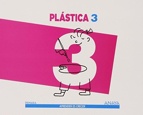 Plástica 3. (Aprender es crecer) - 9788467848274 por Ana Teresa Oviedo Melgares