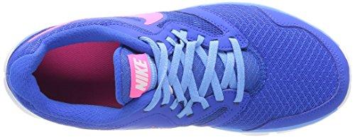 Nike W Flx Experience RN 3 MSL Scarpe sportive, Donna Multicolore (Multicolore (Cblt/Pnk/Bl))